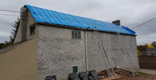 réfection toiture : quel âge à votre toit