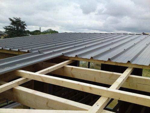 plancher toiture bac acier