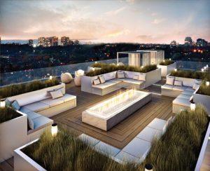 toiture terrasse luxe