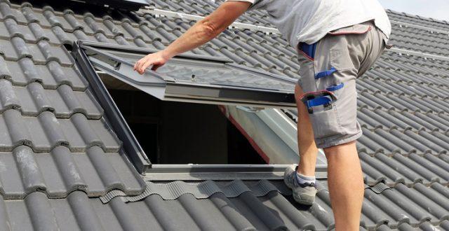 Fenetre de toit installation