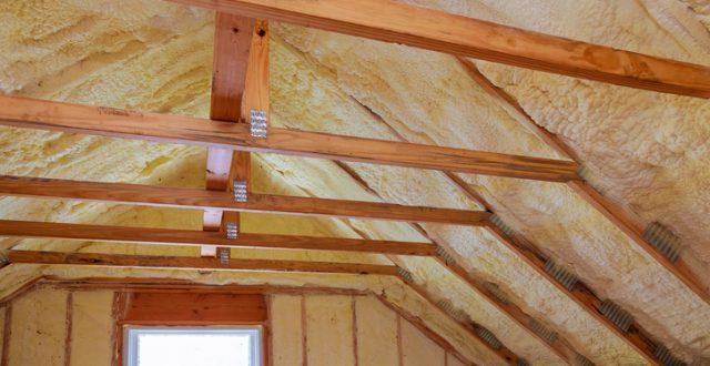 isolation toiture par intérieur